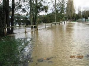 l'Auxigny regagne son petit lit dans 10 Novembre 2013 Inondation 2013_11_10_ou_est_l_auxigny_img_0324444-300x225